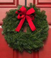 Small Balsam Wreath